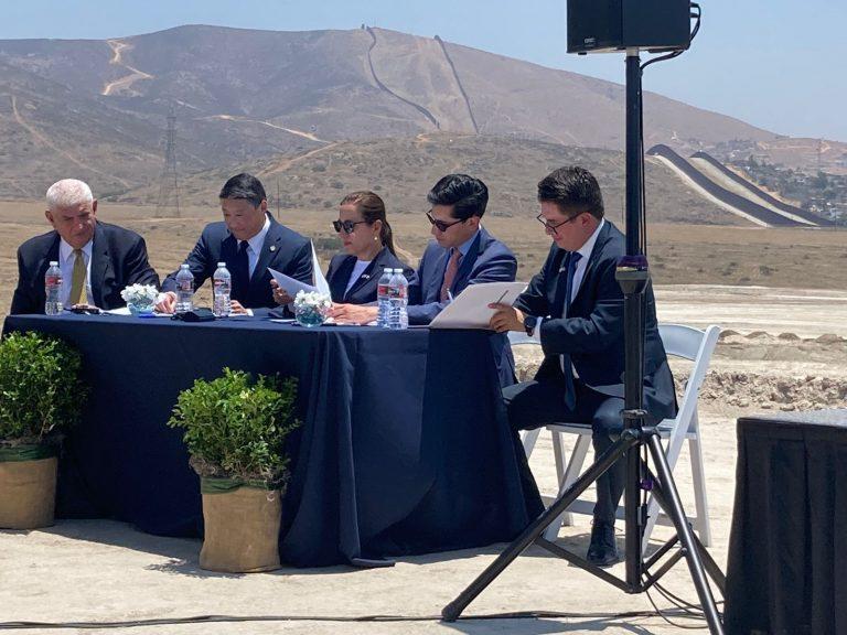 Crearán nuevo puente fronterizo entre México y EU