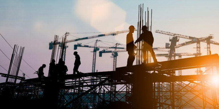 Construcción en México bajó 1.1% en mayo