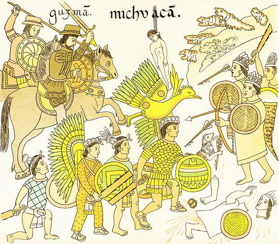 Hugh Thomas y la Conquista